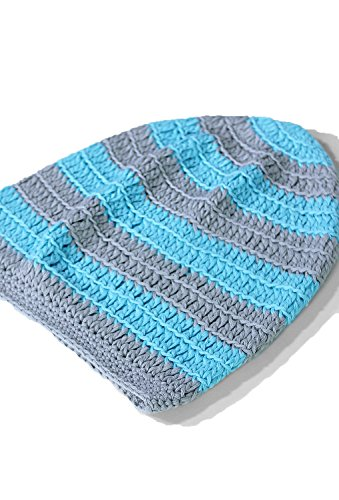 0e2257dee1d King   Fifth - Womens Summer Beanie - The Beeskie SU - Grey Skyblue - Buy  Online in Oman.
