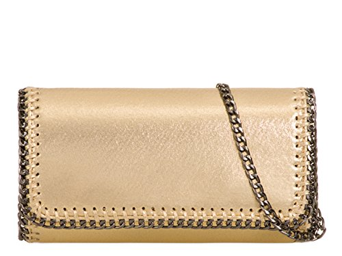 Party 752 Trim Women LeahWard Cross Women's For Chain Body Bags Faux Handbags Gold CW932 Bags Leather BBPZqw