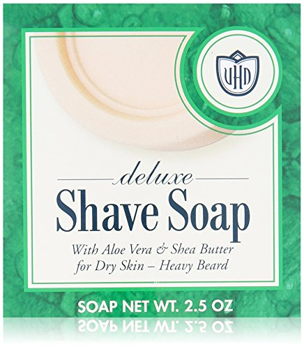 Van Der Hagen Deluxe Shave Soap, 2.5-Ounce Boxes (Pack of - Deluxe Soap