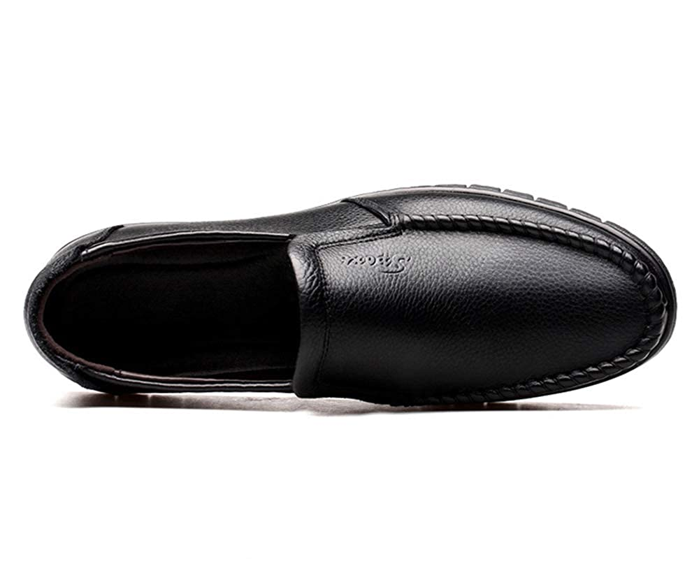 coollight Mens Casual Shoes Mens Business Dress Youth Wedding Shoes Breathable Shoes
