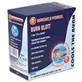Burnshield First Aid Burn Relief Hydrogel Sachets, 25 Count