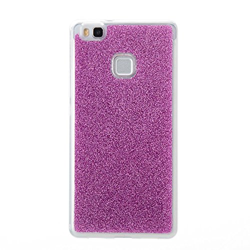 Strass Housse Huawei Hut Silicone Lite ultra Bling Coque Cozy Etui Protection Lite a De Fine Violet Brillante Luxe P9 Glitter Paillette nw4xBq6f8A
