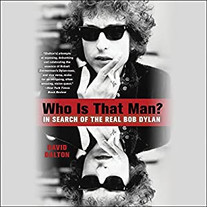 Who Is That Man? Audiobook