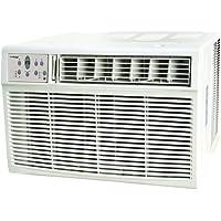 Koldfront WAC18001W 18,500 BTU 208/230V Heat/Cool Window Air Conditioner