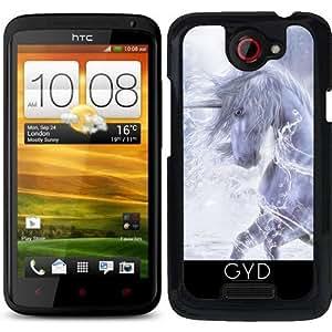 Funda para HTC one x - Un Sueño De Unicornio by Gatterwe