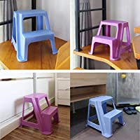 KJZ Escalera multiusos, escalera plástica del pasillo Escalera de baño portátil para niños al aire libre Tamaño de escalera 36 * 36 * 33.5 CM (color : Azul, Tamaño : 36 * 36 * 33.5CM): Amazon.es: Bricolaje y herramientas