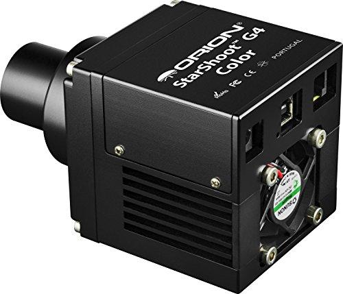 Orion Star Shoot G4 Color Deep Space Imaging Camera, Black (53088)