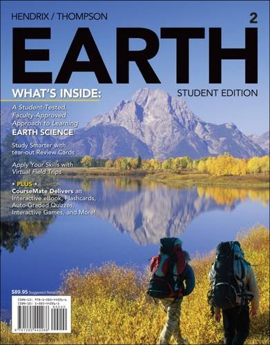 EARTH2 (with CourseMate, 1 Term (6 Months) Printed Access Card) (New, Engaging Titles From 4LTR Press)
