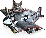 Plane Cat Playhouse (by Suck UK) by Suck UK Pets [Pet Supplies]