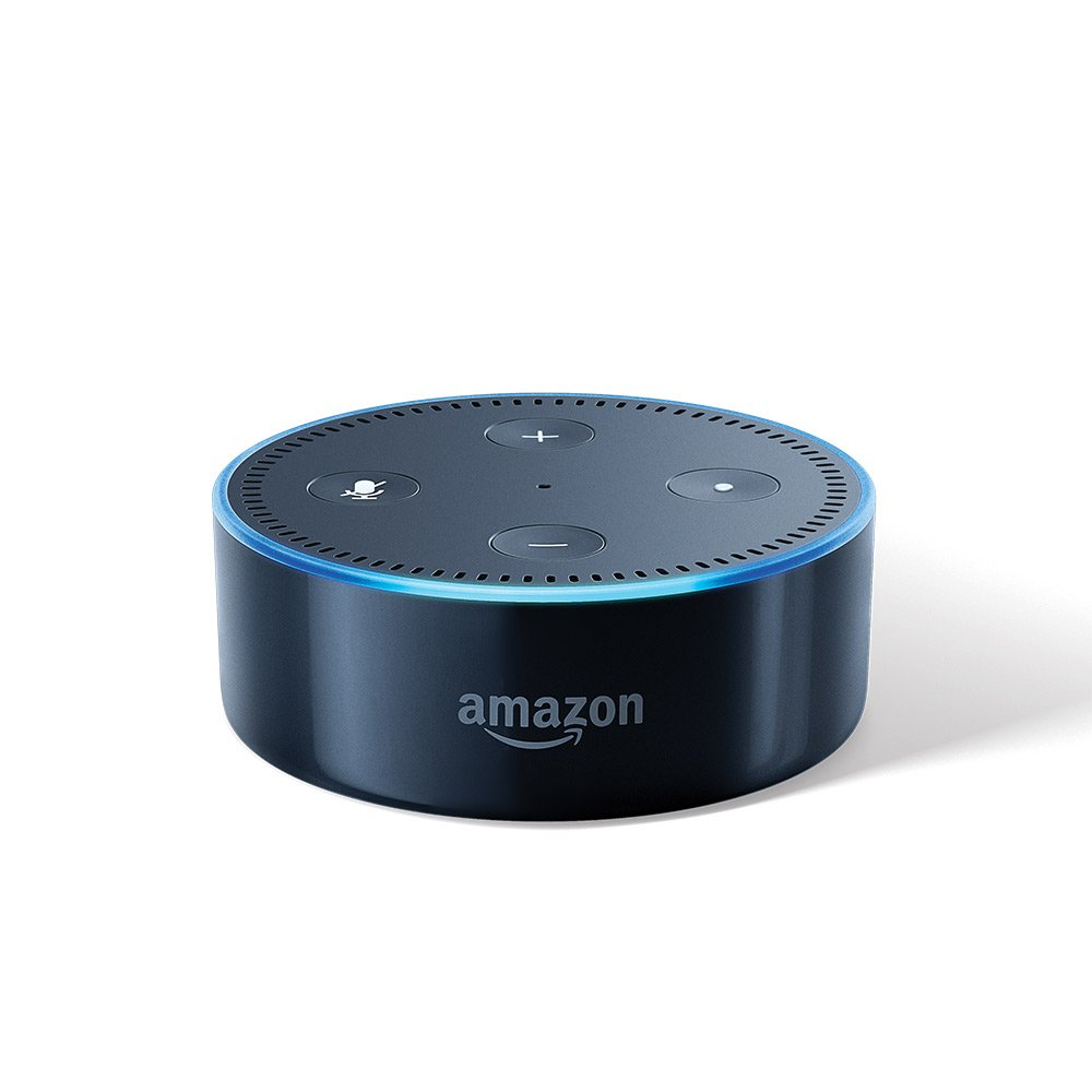 Echo Dot (2nd Gen) - Smart speaker with Alexa