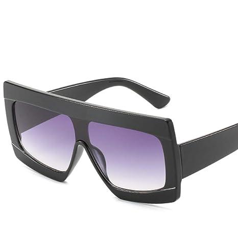Yangjing-hl Gafas de Sol siamesas Gafas de Sol de Moda Gafas ...