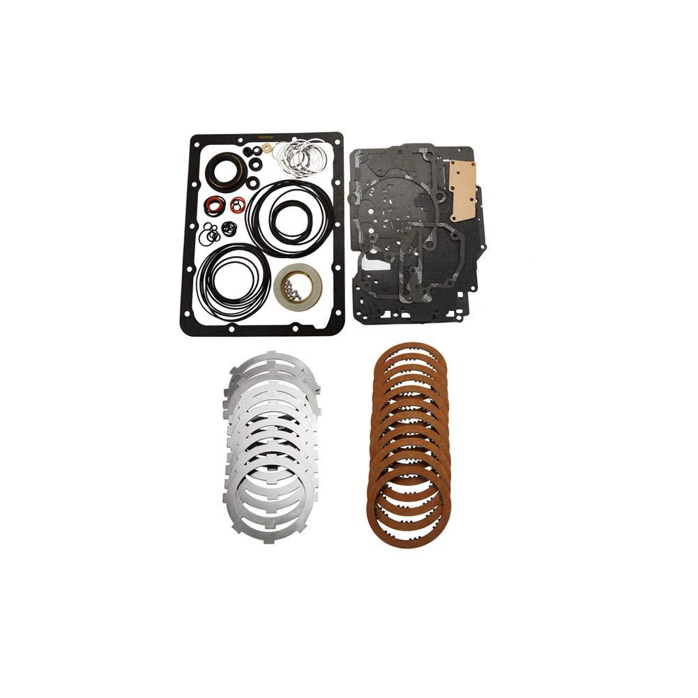 TransGeek RE0F10A JF011E CVT Transmission Master Rebuild Kit For NISSAN SUZUKI MITSUBISHI