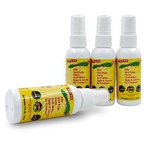 Fabriclear Dust Mite Killer Spray