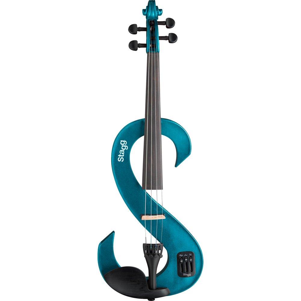 Stagg EVN 4/4 MBL - Violín (tamaño 4/4): Amazon.es: Instrumentos musicales