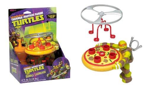 (Little Kids Teenage Mutant Ninja Turtles Bubble Launcher)