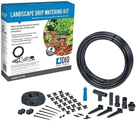 DIG G77AS Landscape Drip Watering Kit
