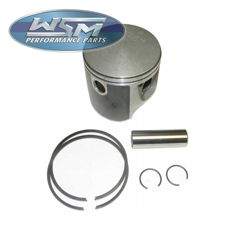 Top End Engine Piston Kit 2003-2005 Seadoo GTI LE RFI 800 Fuel Injected Motor Bore Size: 82.50 mm