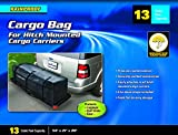 Highland 1041700 Rainproof Cargo Bag, Black