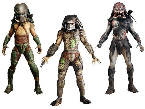 "Tracker Predator - Series 2 - 7"" Action Figure by NECA"