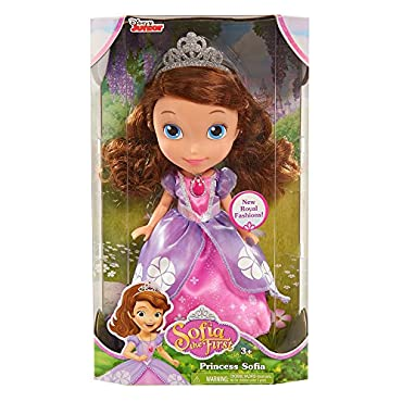 Sofia the First Princess Sofia 10.5 Doll