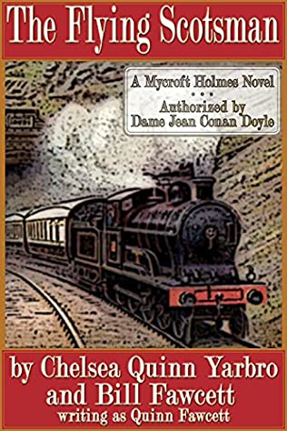 book cover of The Flying Scotsman