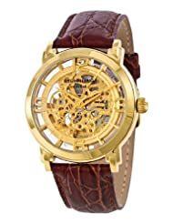 Stuhrling Original Men's Lifestyle 'Winchester' Automatic Skeleton Watch 1.653335E31
