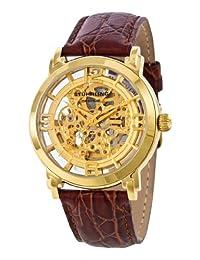 Stuhrling Original Men's Lifestyle 'Winchester' Automatic Skeleton Watch 1.653335E31