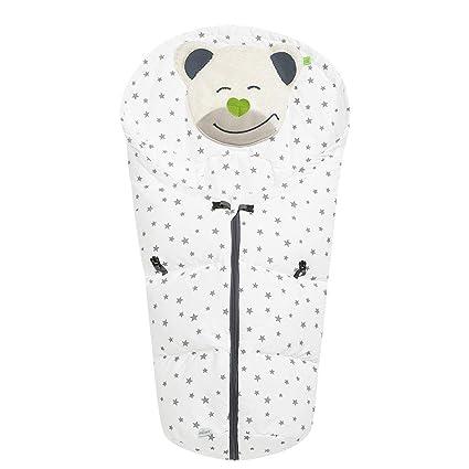 Picci - Saco de dormir (81 cm), diseño de oso de peluche