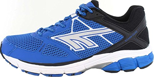 Hi-Tec R200 Chaussures Baskets Course Fitness Respirable Laceup chaussures Bleu Cobalt