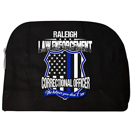 Raleigh Correctional Officer Law Enforcement Gift - Cosmetic - Clothing Limited Raleigh