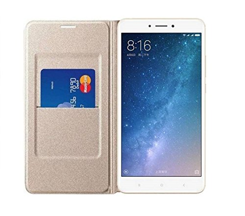 covernew leather Flip Cover for gionee f103 pro  f103 pro   golden Flip Coverleathergionee f103 pro gold