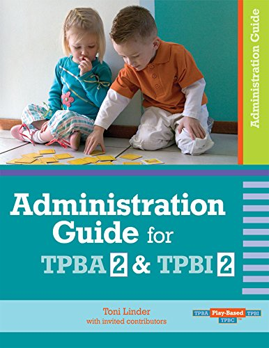 Administration Guide for TPBA2 & TPBI2 (Play-based Tpba, Tpbi, Tpbc)