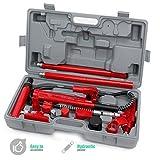 XtremepowerUS Hydraulic Porta Power Auto Body Frame Repair Kit ( 10 Ton or 4 Ton) by XtremepowerUS