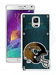 DIY Custom Phone Case For Samsung Note 4 Jacksonville Jaguars 29 White Phone Case For Samsung Galaxy Note 4 N910A N910T N910P N910V N910R4
