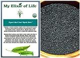 Organic NIGELLA SATIVA Seed AKA Black Cumin,Kalonji, Black Seed- 1 lb