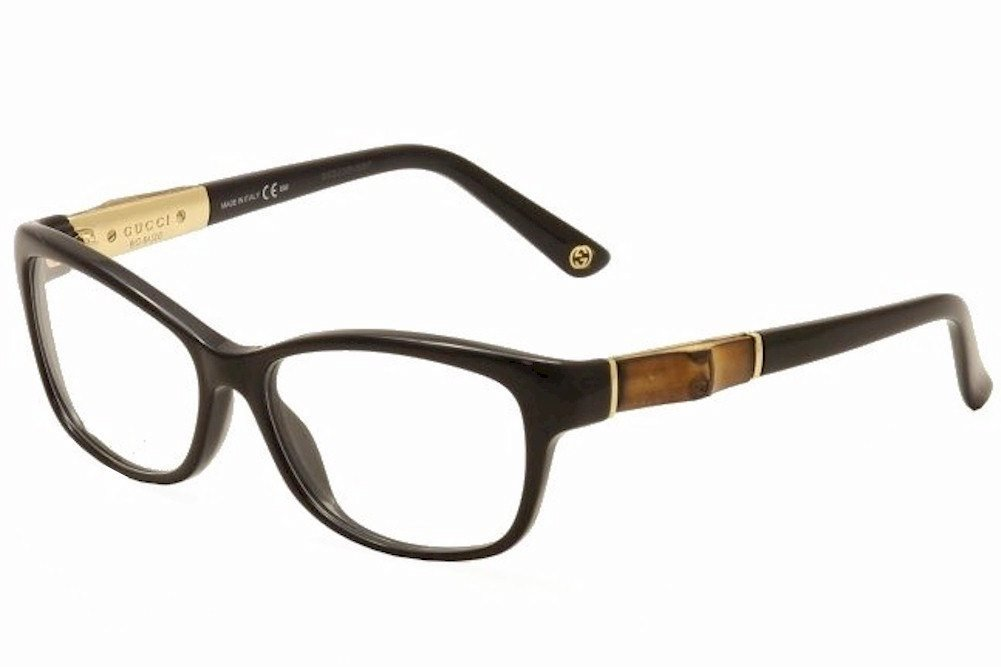 Amazon.com: Gucci GG3673 Eyeglasses-04UA Black -53mm: Shoes
