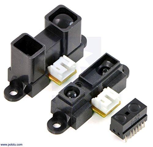 Sharp GP2Y0A02YK0F Analog Distance Sensor 20-150cm by Pololu (Image #2)
