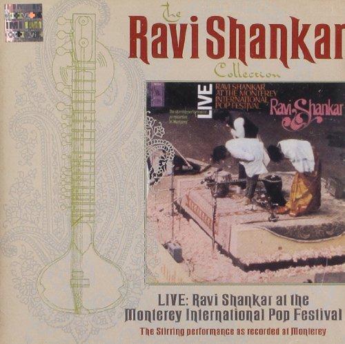 Ravi Shankar: Live at The Monterey International Pop Festival by CD