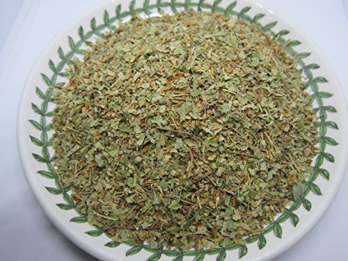 - Linden Flower - Tilia argentum Dried Loose Flower and Leaf Cut from 100% Nature (4 oz)