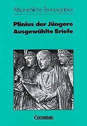 Altsprachliche Textausgaben: Heft 18 - Ausgewählte Briefe: Schülerheft