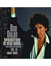 Springtime In New York: The Bootleg Series Vol. 16 (1980-1985) (Vinyl)
