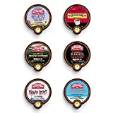 Coffee Pods Variety Pack by Eldorado Coffee Roasters – K Cups For Keurig Home Brewers – 72 Single Serve Capsules Review
