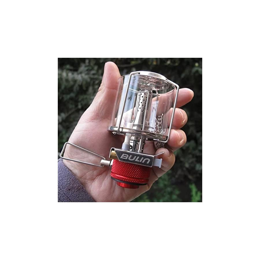 Bulin BL300 F1/F2 portable gas lantern household cassette gas conversion adapter replacement for the mantle with three! Camping, climbing!