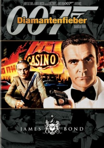James Bond 007 - Diamantenfieber Film