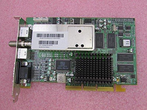 ATI All-In-Wonder Rage 128 Pro 32MB MPEG-1/2 AGP 4X/2X TV Tuner & Video Card