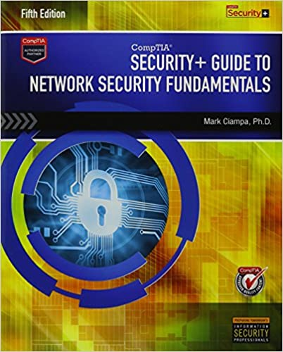 Bundle: CompTIA Security+ Guide to Network Security Fundamentals ...