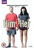 Him & Her - Series 1-2 [DVD] [2010]