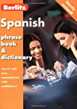 Spanish (Berlitz Phrase Book & Dictionary: Arabic) (Spanish Edition)
