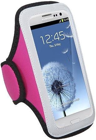 MyNetDeals Premium - Funda para Blackberry Z10, Classic, Q10, COOLPAD Rogue, Microsoft Lumia 435, BLU Advance 4.0, Sharp Aquos Crystal + Mini Stylus MND: Amazon.es: Electrónica