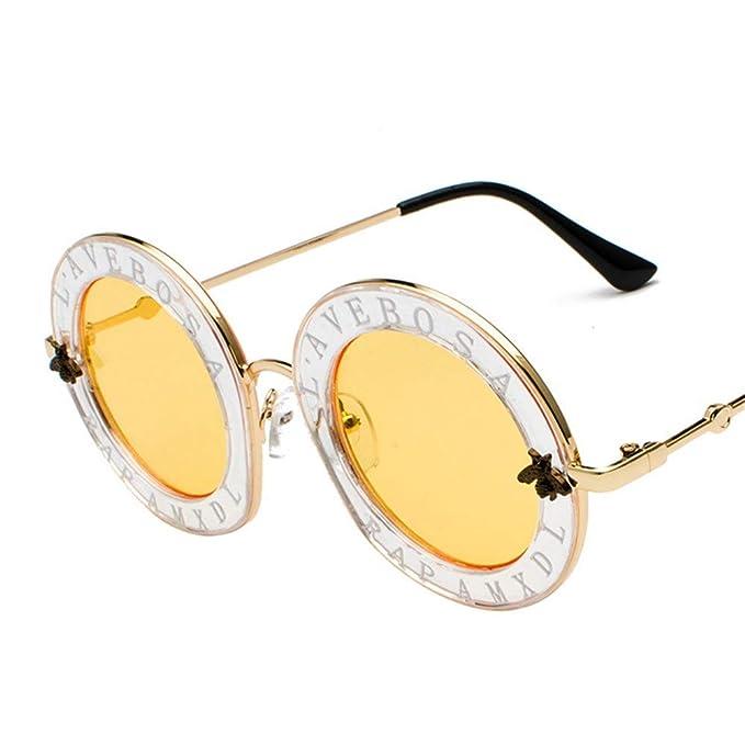 Syanuagit-glasses Personalidad Retro Carta Gafas Gafas ...